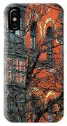 Main Street Middletown On A Sunny Spring Day IPhone Case
