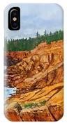 Maine Coast Acadia National Park IPhone Case