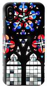 Mainz Cathedral Window IPhone Case
