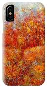 Majestic Autumn IPhone Case