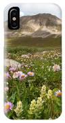 Majestic Colorado Alpine Meadow IPhone Case