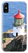 Makapuu Lighthouse 1065 IPhone Case