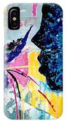 Make A Wish Abstract Art Figure Painting  IPhone Case