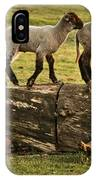 Makeway For Lambs IPhone Case