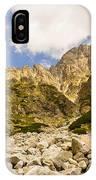 Mala Studena Dolina IPhone Case