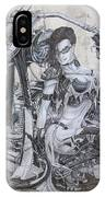 Malice IPhone Case