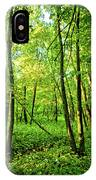 Mallory Woods IPhone Case