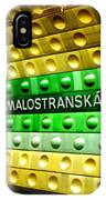 Malostranska IPhone Case