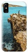 Maltese Dream IPhone Case
