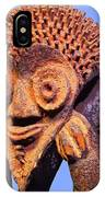 Mambila Figure IPhone Case