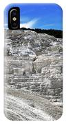 Mammoth Hot Springs2 IPhone Case
