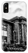 Manayunk Branch Of The Free Library Of Philadelphia IPhone Case