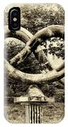 Manayunks Pretzel Park IPhone Case
