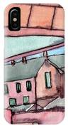 Manchester Chethams 1 IPhone Case