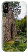 Manchester Climbing Wall IPhone Case