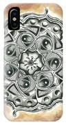 Mandala #3 IPhone Case
