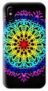 Mandala 7 IPhone Case