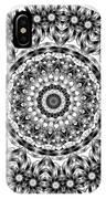 Mandala - Amulet 871 For Those Born In ..... IPhone Case
