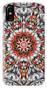 Mandala - Amulet 873 For Those Born In ..... IPhone Case
