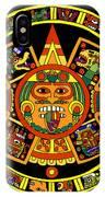 Mandala Azteca IPhone Case