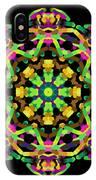 Mandala Image #14 Created On 2.26.2018 IPhone Case