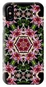 Mandala Monadala  Lisa IPhone Case
