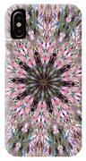 Mandala Of Cherry Blossom IPhone Case