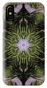 Mandala Sea Sponge IPhone Case