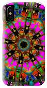 Mandala - Talisman 1099 - Order Your Talisman. IPhone Case