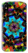 Mandala - Talisman 1101 - Order Your Talisman. IPhone Case