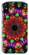 Mandala - Talisman 1102 - Order Your Talisman. IPhone Case