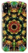 Mandala - Talisman 1103 - Order Your Talisman. IPhone Case