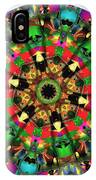 Mandala - Talisman 1104 - Order Your Talisman. IPhone Case
