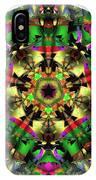 Mandala - Talisman 1107 - Order Your Talisman. IPhone Case