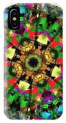 Mandala - Talisman 1108 - Order Your Talisman. IPhone Case
