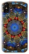 Mandala - Talisman 1122 - Order Your Talisman. IPhone Case