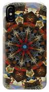 Mandala - Talisman 1123 - Order Your Talisman. IPhone Case