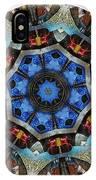 Mandala - Talisman 1124 - Order Your Talisman. IPhone Case
