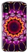 Mandala - Talisman 1383 IPhone Case