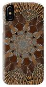 Mandala - Talisman 1384 IPhone Case