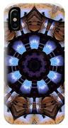 Mandala - Talisman 1396 IPhone Case