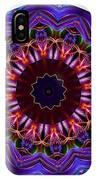 Mandala - Talisman 1405 IPhone Case