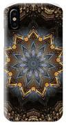 Mandala - Talisman 1415 IPhone Case