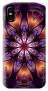 Mandala - Talisman 1432 IPhone Case