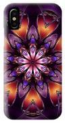 Mandala - Talisman 1433 IPhone Case