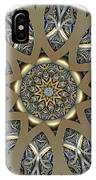 Mandala - Talisman 1434 IPhone Case