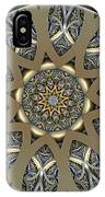 Mandala - Talisman 1435 IPhone Case