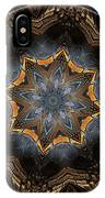 Mandala - Talisman 1445 IPhone Case