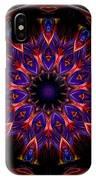 Mandala - Talisman 1449 IPhone Case