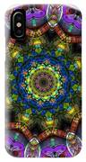 Mandala - Talisman 1526 IPhone Case